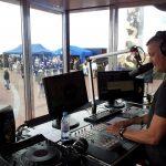 promotietrailer voor live radio uitzending