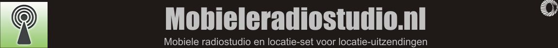 Mobiele Radiostudio