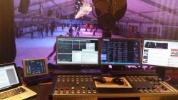 radiostudio huren met DHD 4200