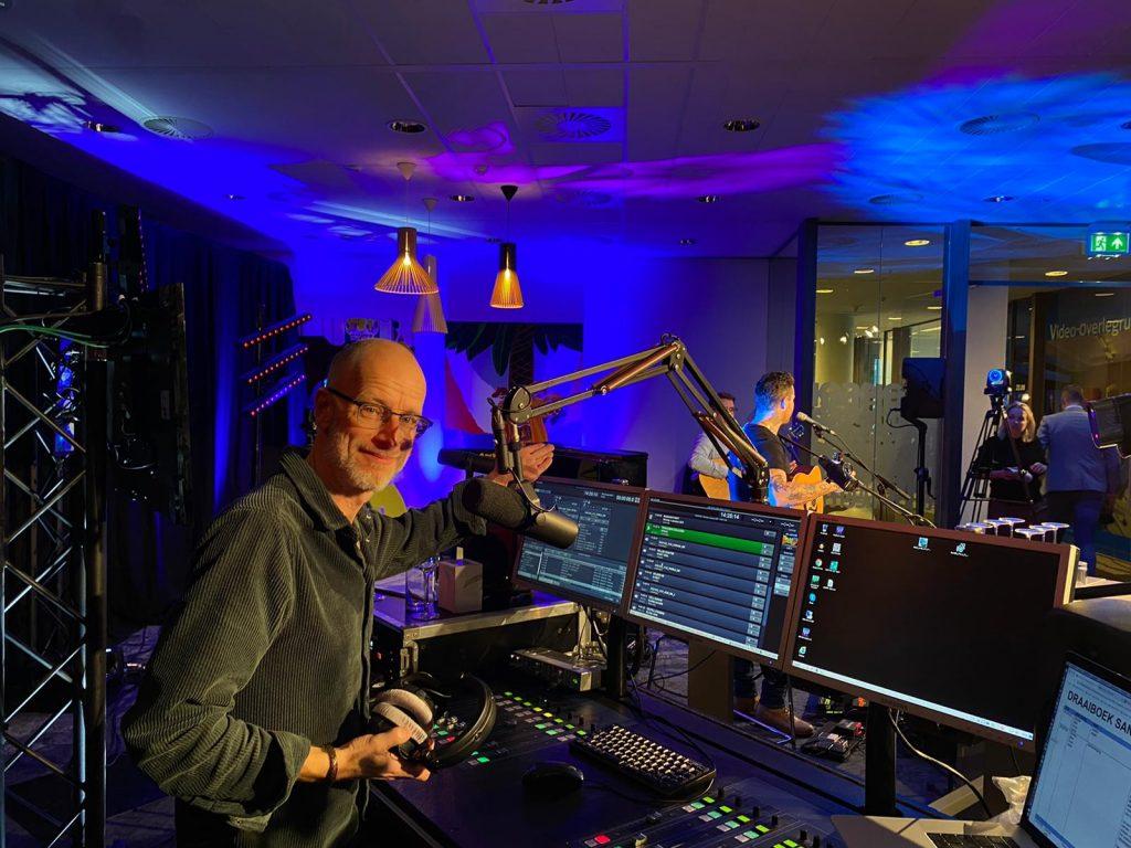 live radio event productie