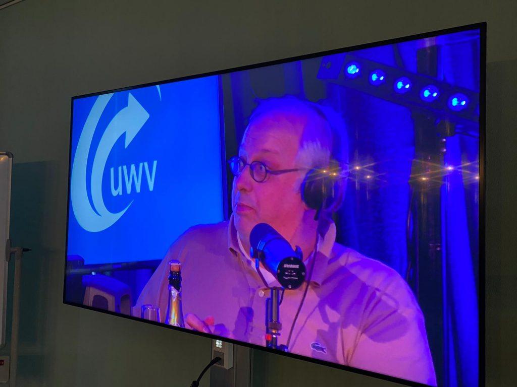 Radiostation UWV