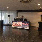 mobiele radio studio radio continu