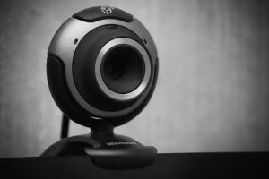 webcam locatie-uitzending